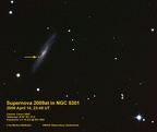 Supernova 2009at in NGC5301