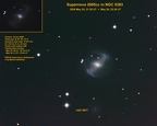 Supernova 2005cc in N5383