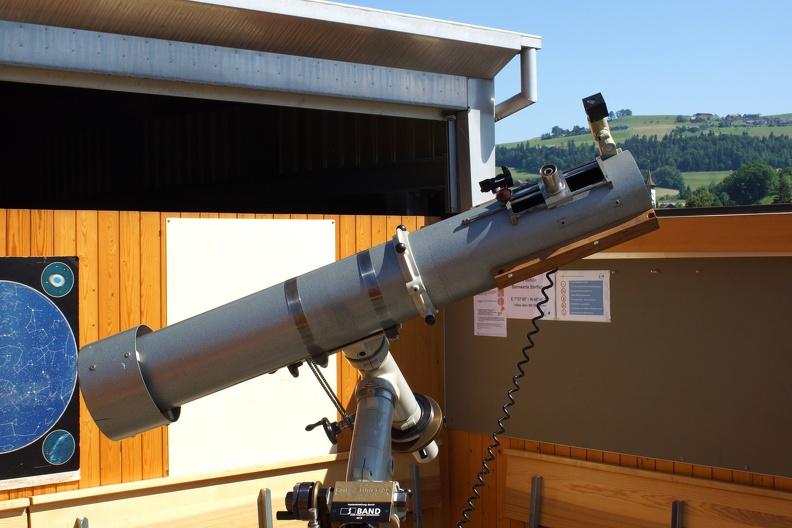 Die jkt teleskop des arbeitskreises isaac newton teleskope